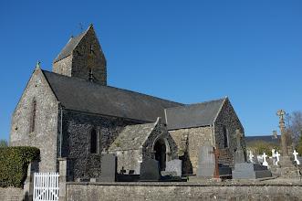 Photo: Kirche Saint Malo in Canville la Rocque