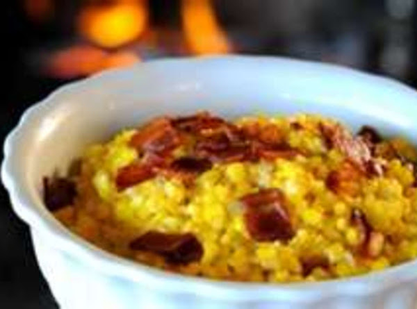 Creamed Corn And Fried Onion Casserole Recipe