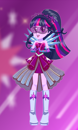 模擬必備免費app推薦|New Twilight Sparkle Dress Up線上免付費app下載|3C達人阿輝的APP