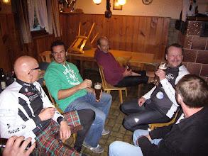 Photo: Auf der Skihütte Mühlenbach zum alljährlichen Hüttenfest