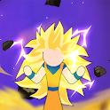 Supreme Stickman Dragon Fighting icon