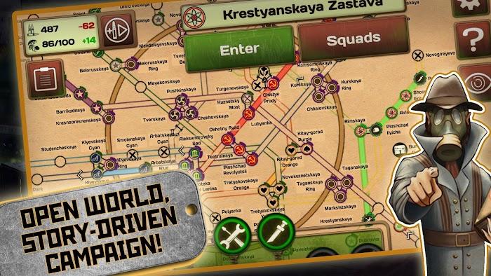 Metro 2033: Wars- screenshot