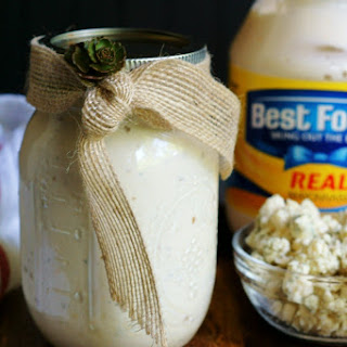 The Best Blue Cheese Dressing