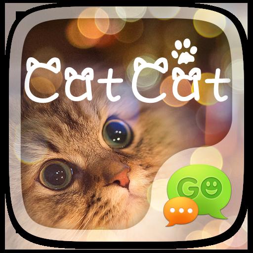 (FREE) GO SMS CAT CAT THEME
