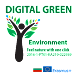 Environment - Digital Green - Erasmus + icon