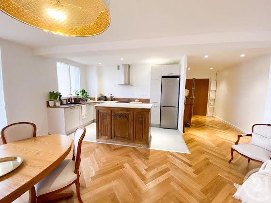 Location appartement meublé 3 pièces 83,33 m2