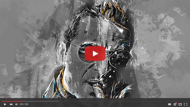 - SZPmqT - Paintero – Photoshop Action