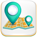 MapLocs – Locate Nearby Places icon