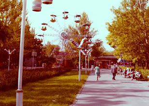 Photo: Shevchenko Park – Odessa, Ukraine 1976