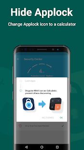 MAX AppLock – Fingerprint Lock, Gallery Lock 6