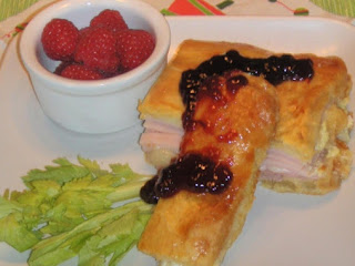 Baked Monte Cristo Sandwiches Recipe