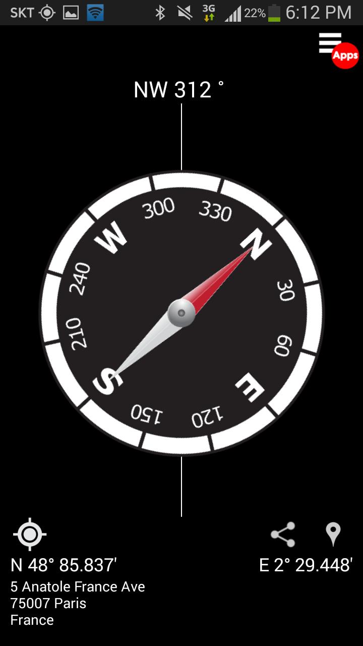 Compass Screenshot 0