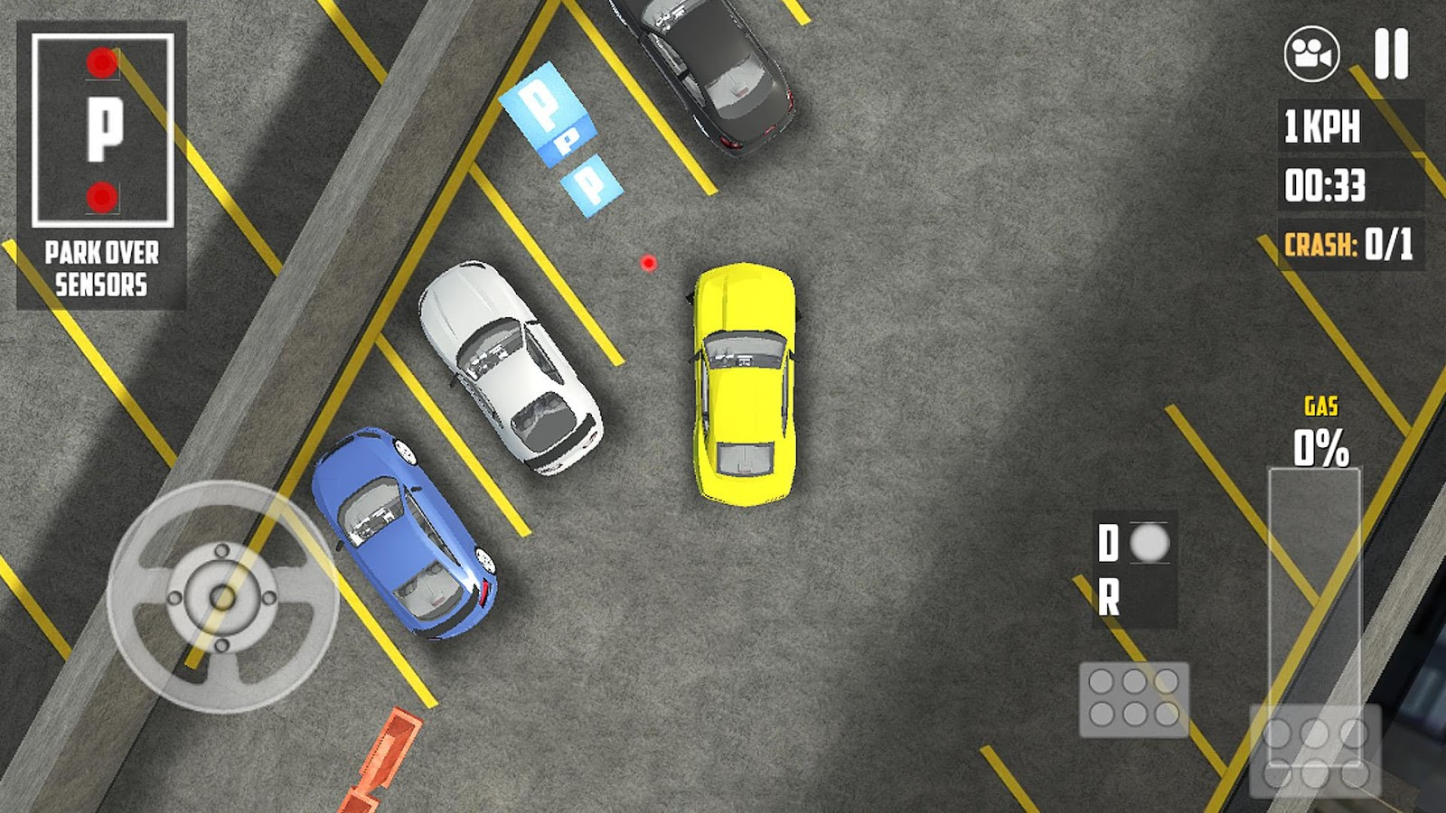 Car Parking Real 2016- screenshot