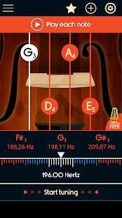 Master Violin Tuner- screenshot thumbnail