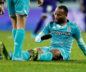 Le Sporting de Charleroi donne des nouvelles de Mamadou Fall et Marco Ilaimaharitra