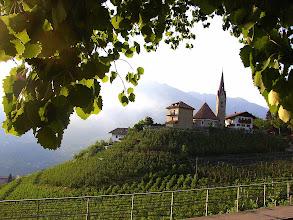 Photo: St. Georgen oberhalb Schenna