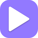 Easy Video Player (Full HD, MP4 & All Format) Icon