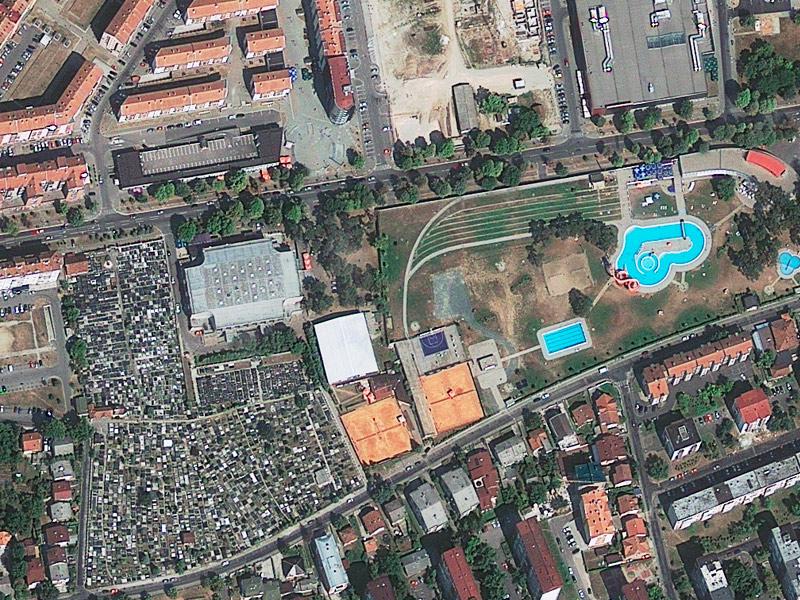 Image result for satellite city rural