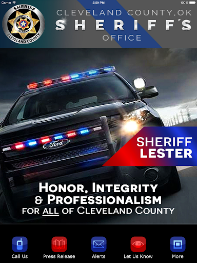 OK Cleveland County Sheriff|玩生活App免費|玩APPs