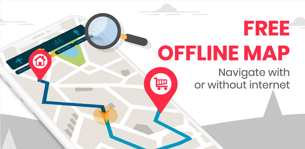 Download Offline Maps and GPS Offline - Car Navigation APK