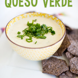 Queso Verde Recipes