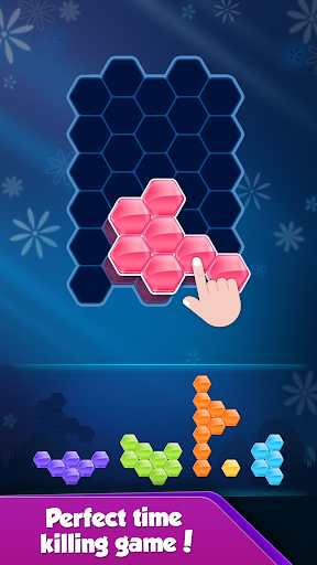 Block! Hexa Puzzleu2122  screenshots 1