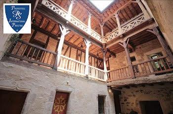 château à Cordes-sur-Ciel (81)