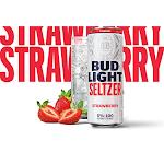 Anheuser-Busch Bud Light Seltzer Strawberry