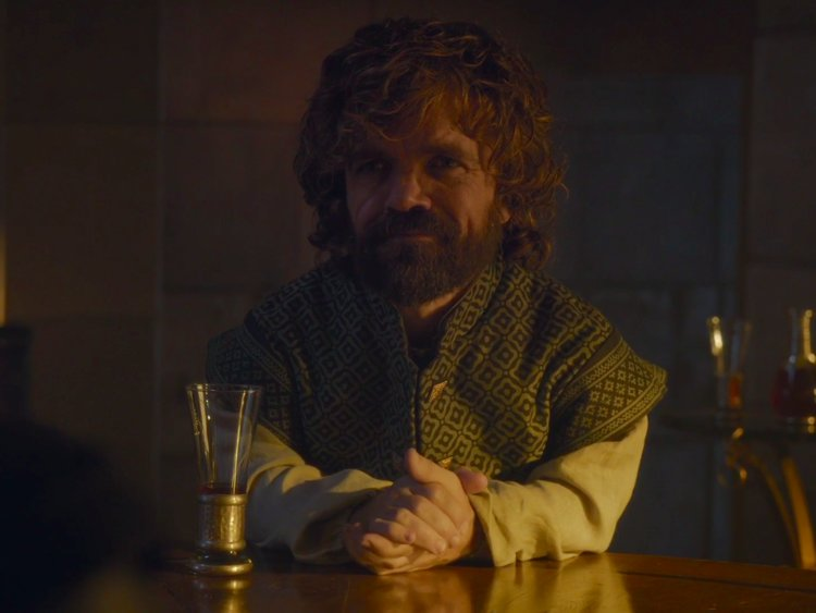 When trying to bond with Missandei and Grey Worm, Tyrion claimed,