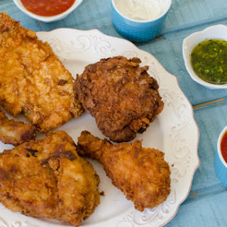 Fried Chicken.