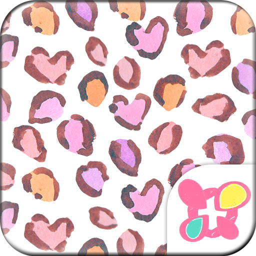 Cute Theme-Leopard Print- Icon
