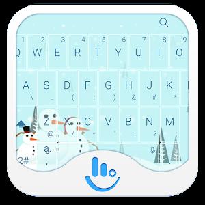 Christmas Snowman Xmas Theme