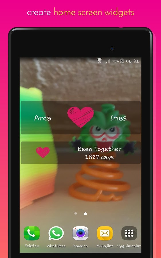 All About Us- screenshot