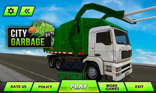 City Garbage Simulator: Real Trash Truck 2020 ss1