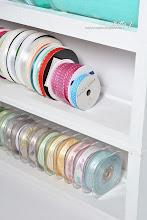 Photo: http://bettys-crafts.blogspot.de/2013/10/regal-fur-bander-und-washi-tape.html