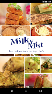 Milky Mist Dairy Food Recipe- screenshot thumbnail