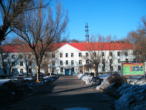 Photo: beautiful afternoon light shattered among QRRS Dorms where benzrad 朱子卓 praying for his new family, Royal China. life runs deep in shifting pragmatism toward ours', of the Son's. here the 1st dorm front.