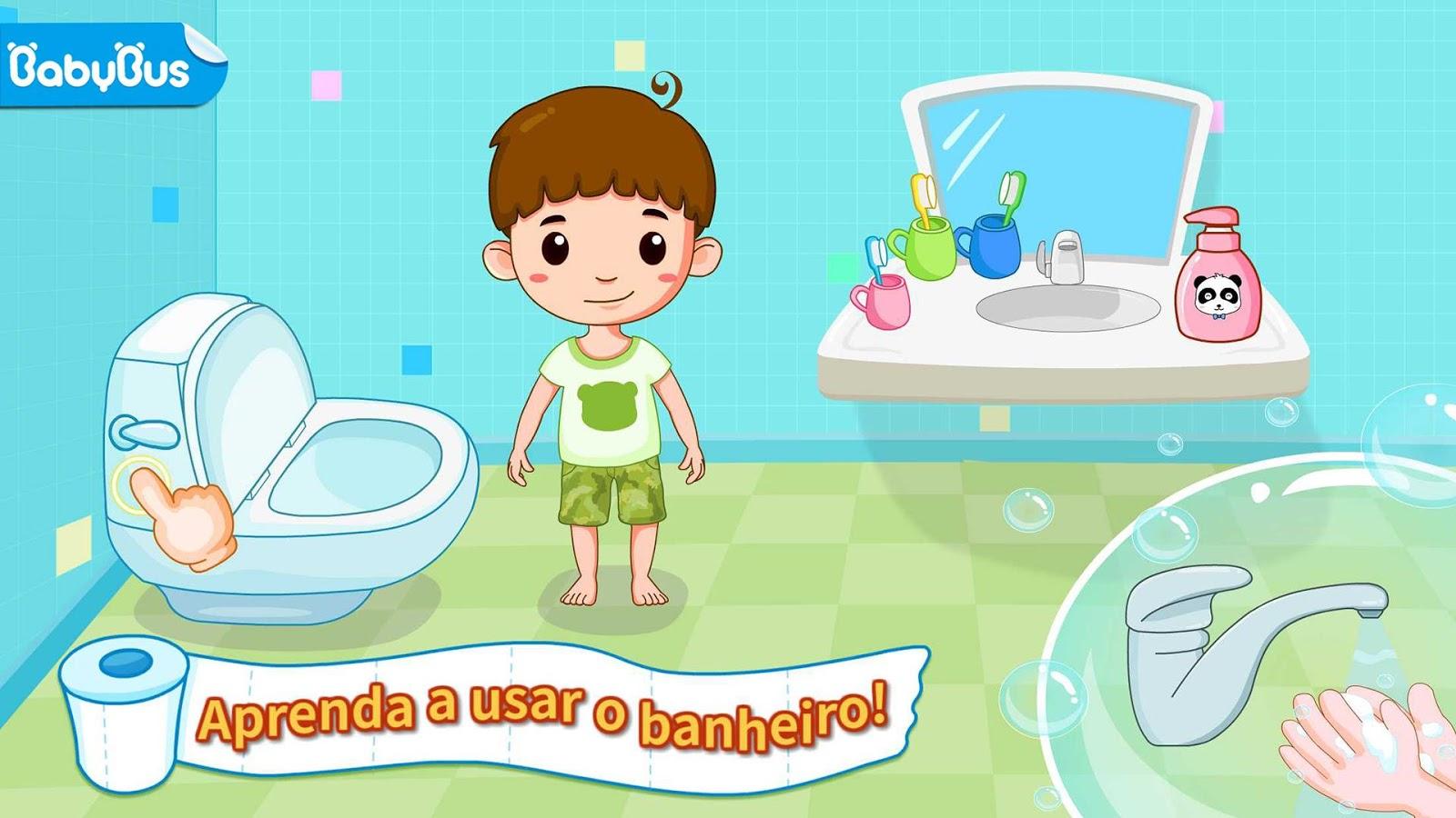 Usando o Banheiro Educativo – Apps para Android no   Play #824304 1600 900