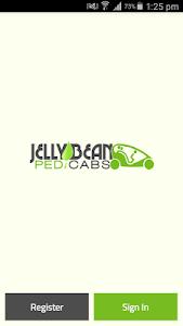 JellyBean Pedicabs screenshot 0