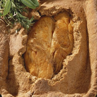 Wholemeal Pie with Turkey Filling Recipe