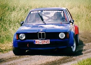 Photo: BMW E21 Kolb-Motorsport