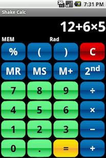 App Shake Calc - Calculator APK for Windows Phone