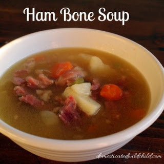 Ham Bone Soup Without Beans Recipes.