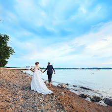 Wedding photographer Pavel Tushinskiy (1pasha1). Photo of 14.06.2017
