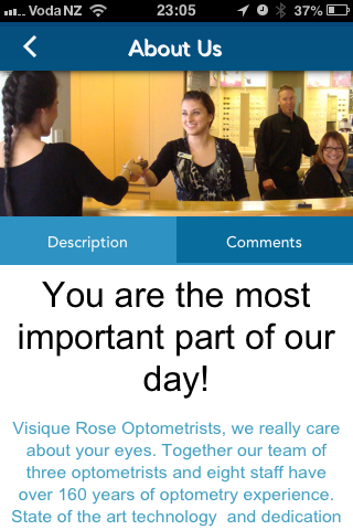 Visique Rose Optometrists