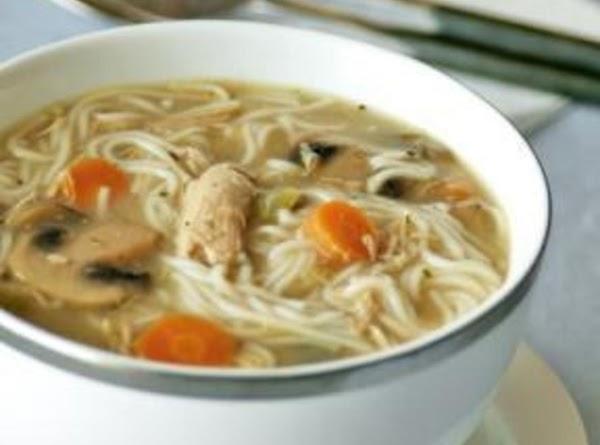 Kelly's Tlc Chicken Noodle Soup Recipe