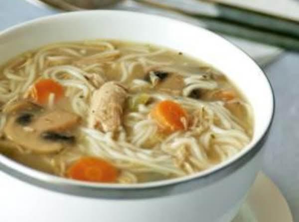 Kelly's Tlc Chicken Noodle Soup