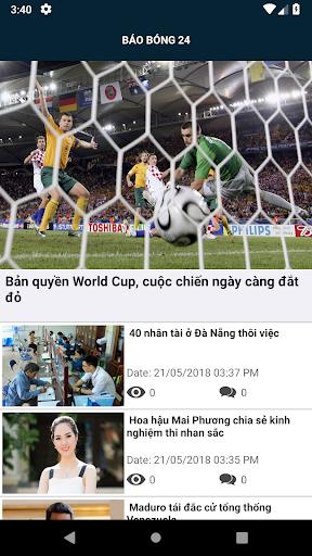Báo Bóng 24 1.0.2 APK Android