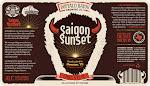 Buffalo Bayou Saigon Sunset