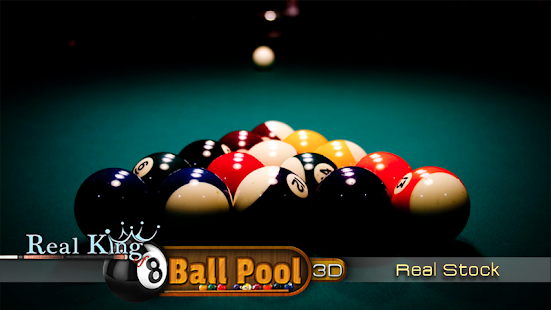 Real King of 8 Ball Pool : CUE Casino Club 3D Free - náhled